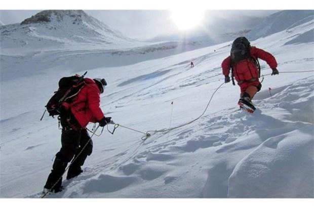 2 کوهنورد گمشده در قله کمال سهند پیدا شدند