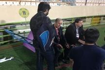 تاج از علت حضور کمرنگ تماشاگران در جشن صعود تیم ملی پرده برداشت