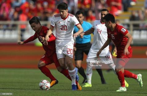 واکنش آزمون به ناراحتی بعد از تعویض در بازی برابر ویتنام