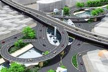 میدان بیضی شکل پل قدس تابستان سال جاری به  بهره برداری می رسد