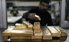 طلا به بالای 1200 دلار صعود کرد