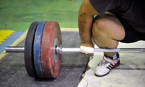 دورخیز وزنهبرداری برای رقابتهای جهانی و آسیایی
