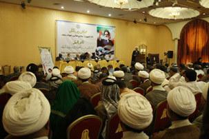 حرکت انقلابی امام خمینی نشات گرفته از قرآن و اهل بیت (ع) است