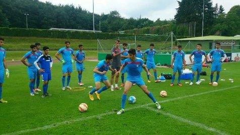 تمرین تیم ملی جوانان زیر ذرهبین رسانههای ژاپنی