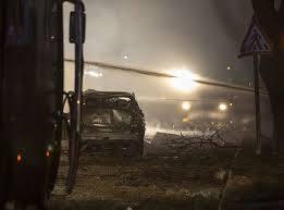 انفجار مرگبار آنکارا+ تصاویر