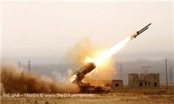 شلیک موشک زلزال 3 یمن به پایگاه نظامی عربستان