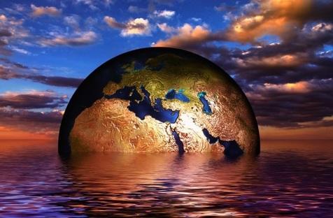 بشر منشا گرمای جهان