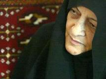 همسر شهید رجایی: حضرت امام سنگ محکی بودند برای مدعیانی که در عمل موفق نبودند