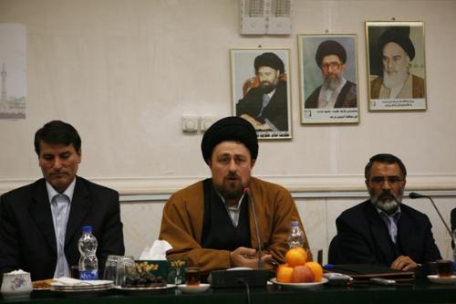 سید حسن خمینی: حضور مردم بزرگترین سرمایه است