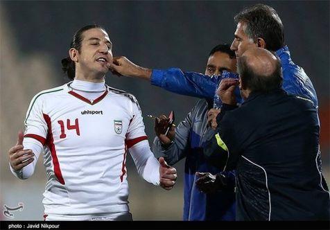 کاپیتان تیم ایران از نگاه گاردین