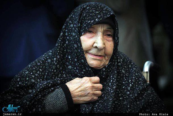 مراسم ترحیم همسر آیت الله خاتمی در تهران برگزار شد