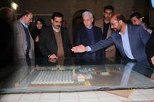 وزیر علوم از پارک علم و فناوری یزد بازدید کرد
