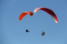 فستیوال پیشرفته پرواز با پاراگلایدر در رامیان برگزار شد