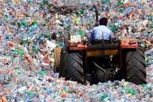 تفکیک زباله در زنجان موقتی انجام می شود