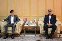 بخشخصوصی محور گسترش تعاملات بین ایران و ارمنستان
