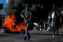 درگیری شدید معترضان فلسطینی با نیروهای صهیونیستی در بیت لحم