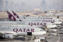 درآمد ۵۱ میلیارد تومانی ماهانه ایران از پروازهای عبوری قطر