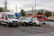 روستاهای خلخال به تجهیزات آتش نشانی مجهز می شوند