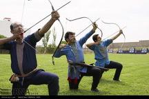 ورزشکار فارسی مقام سوم  مسابقات تیر و کمان سنتی کشور را کسب کرد