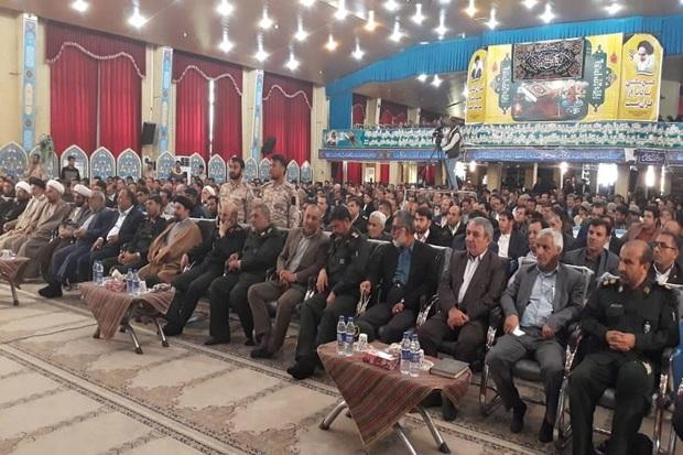 مقاومت ملت ایران با محاصره اقتصادی دشمنان نخواهد شکست