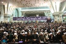 مراسم عزاداری شهادت حضرت زهرا(س) در حرم مطهر امام راحل برگزار می شود