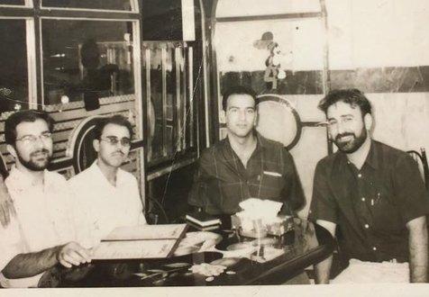 مهران احمدی در ۲۰ سال پیش + عکس