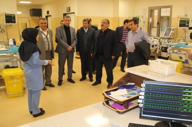 ارومیه ظرفیت تبدیل به پایگاه توریسم درمانی را دارد