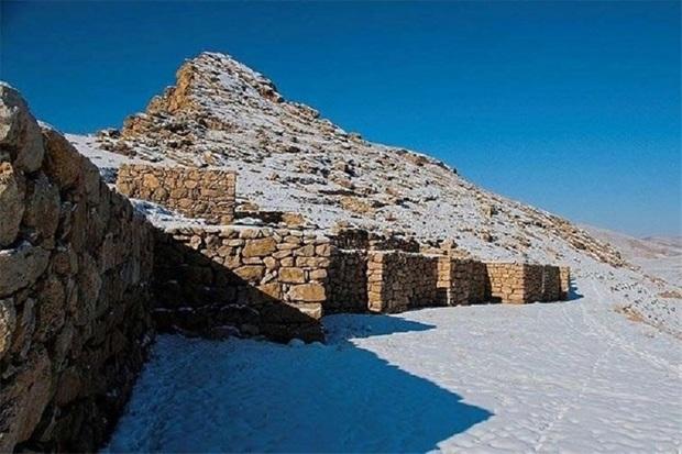 قلعه تاریخی بسطام چایپاره ساماندهی می شود