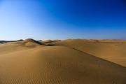 دو نفر از گردشگران مفقودی کویر مرنجاب پیدا شدند