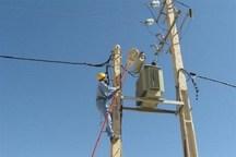 12 کیلومتر شبکه فشار ضعیف برق در مریوان احداث شد