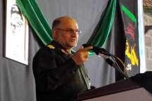 فرمانده سپاه لرستان: مردم و مسئولان از رفتار شهدا الگو بگیرند