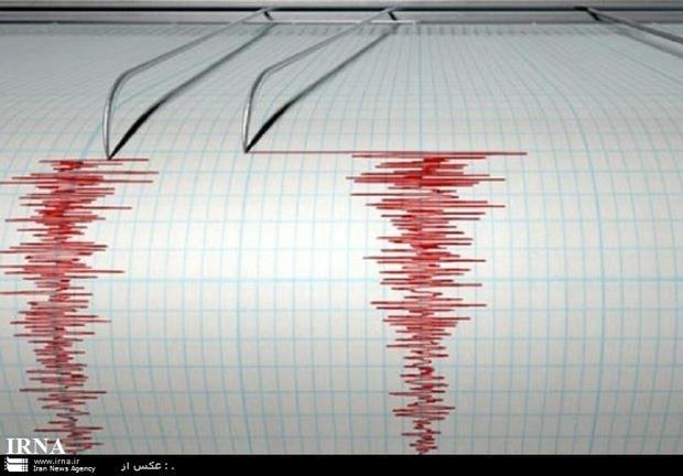 زلزله مسجد حضرت ابوالفضل ایرانشهر خسارتی نداشت