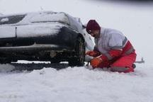 356 مسافر حادثه دیده در آذربایجان غربی امدادرسانی شدند