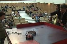 برترین های مسابقات نخبهپروری رباتیک در بوشهر معرفی شدند