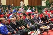 همایش بزرگداشت 14 هزار شهید کارگری کشور در تبریز