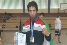 اسلام عبدی ، رئیس هیات ورزش های رزمی استان اردبیل شد