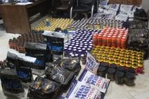داروهای قاچاق بدنسازی 10 میلیاردریالی درغرب تهران کشف شد
