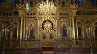 مقامات در مراسم بازگشایی کلیسای آهنین+ تصاویر