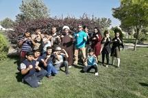 اعزام تیم کیوکوشین کاراته خوزستان به مسابقات کشوری آذربایجان شرقی