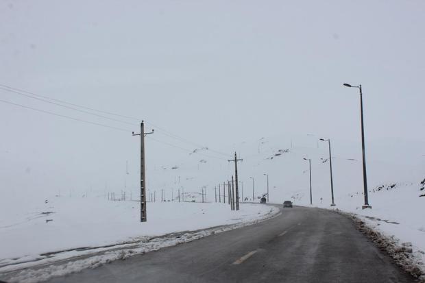 جاده اسالم - خلخال در حوزه گیلان بهسازی می شود