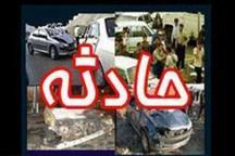 تصادف درمحور ایرانشهر- مهرستان یک کشته برجای گذاشت