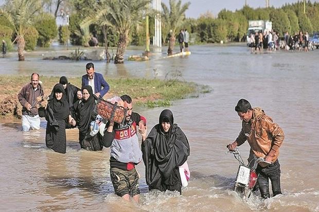اصفهان به یاری سیل زدگان خوزستان می شتابد