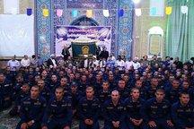 بازدید کاروان زیرسایه خورشید از پایگاه دوم شکاری تبریز