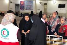 خدمات رسانی پزشکی به زنان باردار و دارای مشکلات خاص در مناطق سیل زده خوزستان
