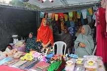 هرمزگان بین استان های برتر نمایشگاه توانمندی های روستائیان و عشایر کشور جای گرفت