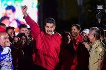 مشارکت 41.5 درصدی/ اعلام پیروزی مادورو/ تهدید مخالفان به ادامه اعتراضات