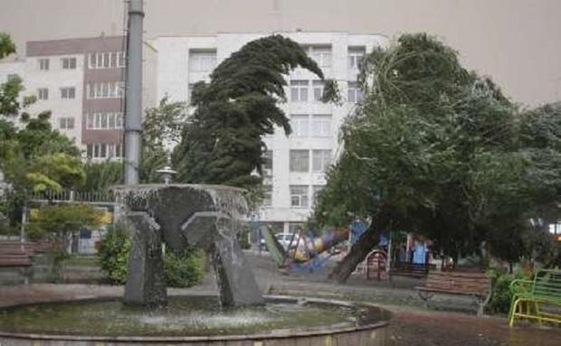 باران ، تند باد و گرد و خاک در استان تهران پیش بینی می شود