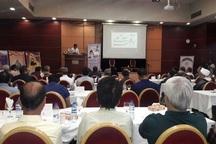 نشست انجمن های هنری و ادبی نخبگان شاهد کشور در مشهد آغازشد