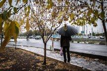 ثبت 12 میلی متر بارندگی در مهران