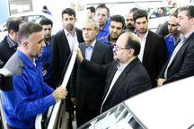 وزیر صنعت: ایران خودروی تبریز ظرفیت بالایی دارد